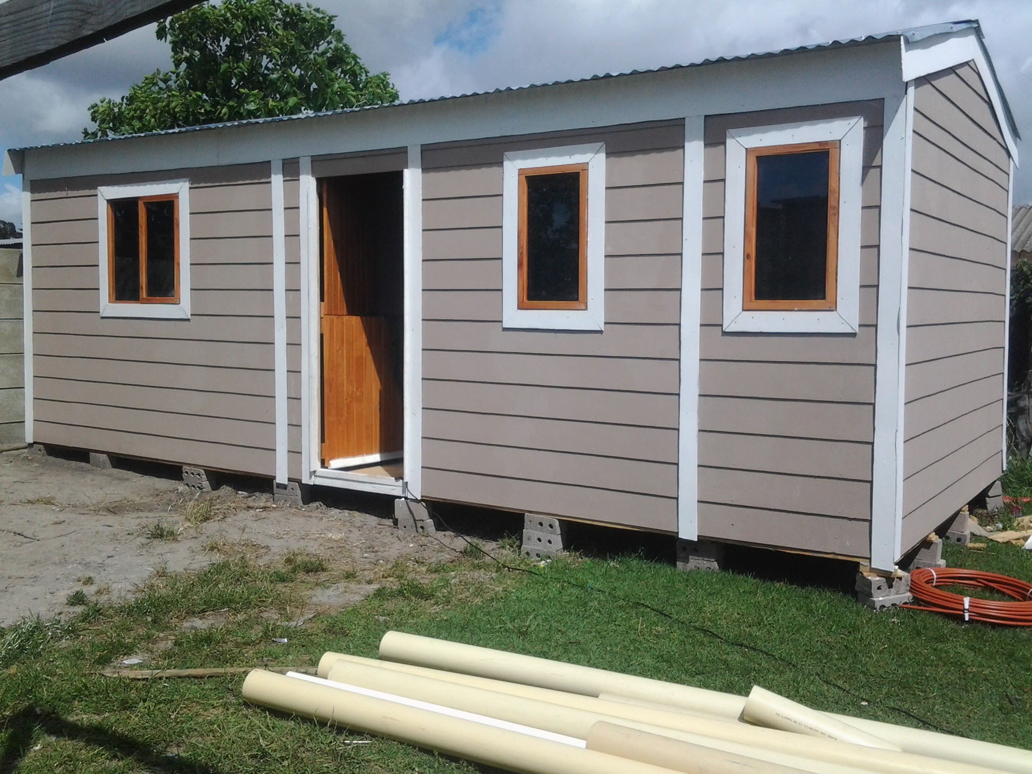 Affordable Wendy Houses, Nu-Tec Houses And Face Brick Nu
